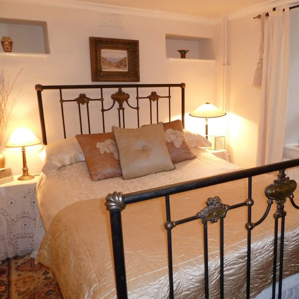 Queen Anne House Garden Room